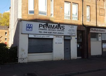 Thumbnail Retail premises to let in 33 Riverford Road, Glasgow
