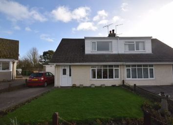Thumbnail 3 bed property for sale in Ballanorris Crescent, Ballabeg