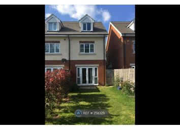 Thumbnail 3 bed end terrace house to rent in Union Street, Farnborough