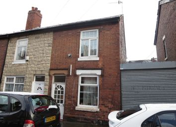 Thumbnail 2 bedroom terraced house for sale in Furnace Road, Normacot, Stoke-On-Trent