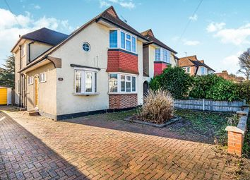 Thumbnail 4 bed property for sale in Cromwell Avenue, New Malden