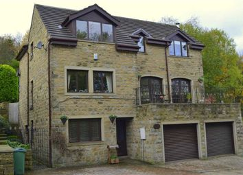 Thumbnail 4 bedroom detached house for sale in 122, Netheroyd Hill Road, Fixby
