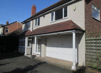 Thumbnail 4 bedroom detached house to rent in Swanshurst Lane, Moseley, Birmingham