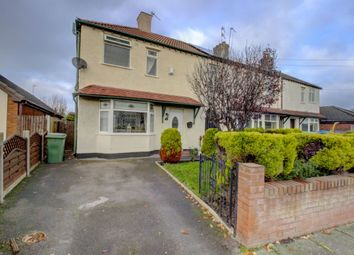 Thumbnail 3 bed semi-detached house for sale in Raby Drive, Wirral