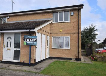 Thumbnail 2 bed flat to rent in Gayton Close, Balby, Doncaster