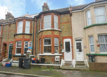 Thumbnail 3 bed terraced house for sale in Sydney Road, Ramsgate