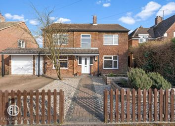 Thumbnail 4 bed detached house for sale in Newlands, Letchworth Garden City