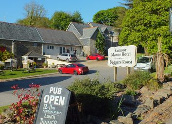 Thumbnail Hotel/guest house for sale in Barbrook, Lynton