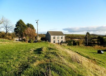 Thumbnail 4 bed detached house for sale in Unmarked Road, Four Roads, Nr Kidwelly, Carmarthen, Carmarthenshire
