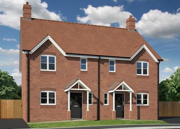 Thumbnail 3 bed semi-detached house for sale in 2 Haywood Close, Bomere Heath, Shrewsbury