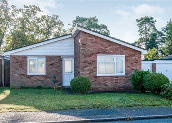 Thumbnail 2 bedroom detached bungalow for sale in Caudle Avenue, Lakenheath, Brandon