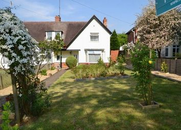 Thumbnail 3 bed end terrace house for sale in Kettering Road, Kingsley, Northampton