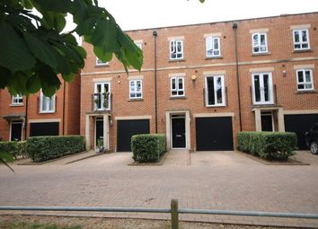 Thumbnail 4 bed town house for sale in Denman Drive, Newbury