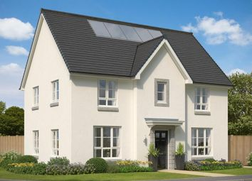 """Thumbnail 4 bed detached house for sale in """"Craigston"""" at Meikle Earnock Road, Hamilton"""