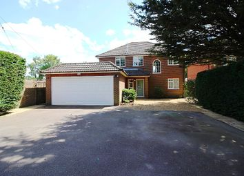 4 bed detached house for sale in Rushetts Road, West Kingsdown TN15
