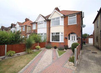 Thumbnail 3 bedroom semi-detached house for sale in Landseer Road, Ipswich