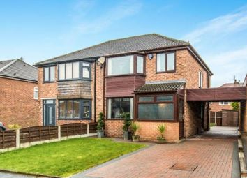 Thumbnail 3 bed semi-detached house for sale in Greenside Drive, Greenmount, Bury, Greater Manchester