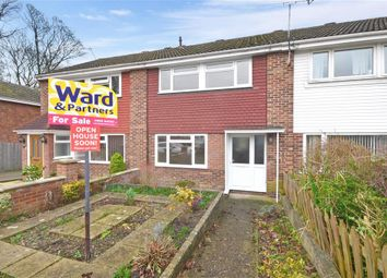 Thumbnail 3 bed terraced house for sale in Hasletts Close, Tunbridge Wells, Kent