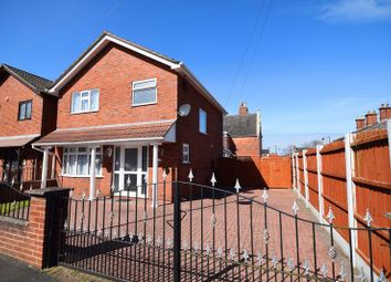 Thumbnail 3 bed detached house for sale in Lansdowne Street, Longton, Stoke-On-Trent