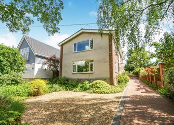 Thumbnail 4 bed detached house for sale in Brook Lane, Renhold, Bedford