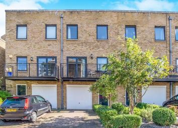 Thumbnail 4 bed terraced house for sale in College Road, The Historic Dockyard, Chatham, Kent