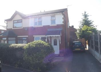 2 bed semi-detached house for sale in Squires Close, Haydock, St. Helens, Merseyside WA11