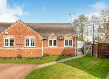 Thumbnail 2 bed semi-detached bungalow for sale in Woodseat Grove, Rocester, Uttoxeter