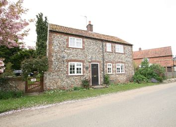Thumbnail 2 bedroom detached house to rent in Rougham, King's Lynn