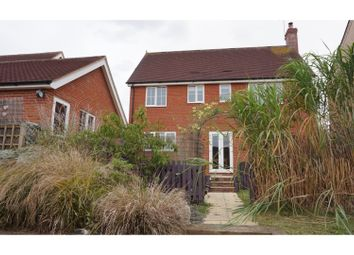 Thumbnail 4 bed detached house for sale in Woodrush Close, Braintree