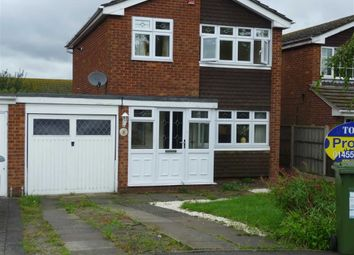 Thumbnail 3 bed detached house to rent in Tansey Crescent, Stoney Stanton, Leicester