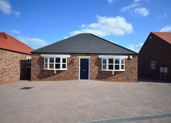 Thumbnail 2 bedroom detached bungalow for sale in Jasmine Close, Hailgate, Howden