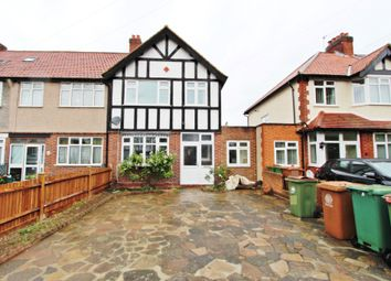 Thumbnail 4 bedroom end terrace house to rent in Caldbeck Avenue, Worcester Park