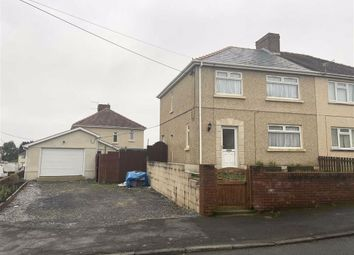 Thumbnail 3 bed semi-detached house for sale in The Crescent, Burry Port