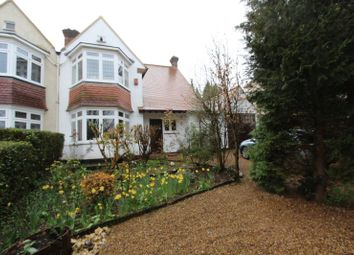 Thumbnail 3 bed semi-detached house for sale in The Warren, Carshalton