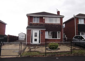 Thumbnail 3 bed detached house to rent in Enderby Crescent, Gainsborough