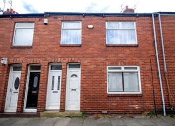 Thumbnail 3 bed flat for sale in Howe Street, Hebburn