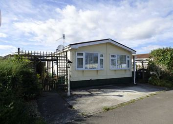 Thumbnail 2 bed mobile/park home for sale in Park End, Summer Lane Caravan Park, Banwell