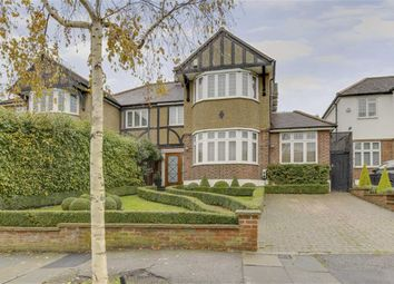 Thumbnail 5 bed semi-detached house for sale in Beechwood Avenue, Finchley, London