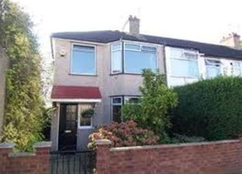 Thumbnail 3 bed end terrace house to rent in Athelstone Road, Harrow