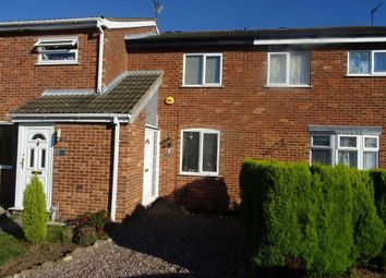 Thumbnail 3 bed town house for sale in Kerry Close, Barwell, Leicester