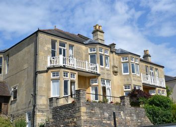 Thumbnail 1 bed flat to rent in London Road East, Batheaston, Bath