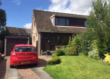 Thumbnail 2 bed semi-detached house to rent in Tarvit Gardens, Cupar