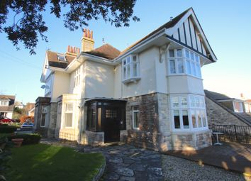 Thumbnail 2 bedroom flat for sale in Durlston Road, Swanage