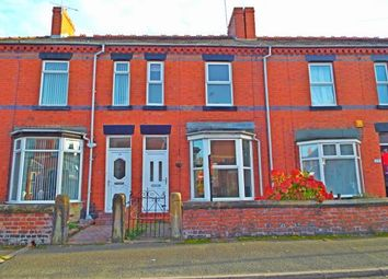 Thumbnail 3 bed terraced house for sale in Cunliffe Street, Wrexham