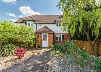 Thumbnail 4 bed semi-detached house for sale in Lovel Road, Chalfont St Peter, Buckinghamshire