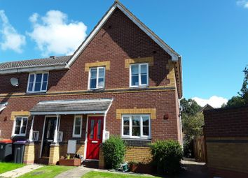 Thumbnail 3 bed terraced house for sale in Fireclay Drive, St. Georges, Telford