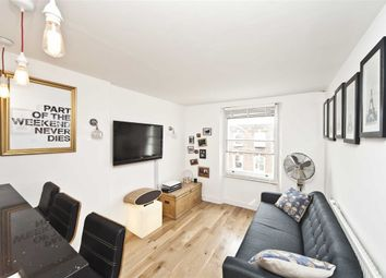 Thumbnail 1 bed flat for sale in Seymour Place, London