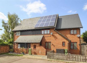 Thumbnail 2 bed terraced house to rent in Thrupp Close, Castlethorpe, Mitlon Keynes
