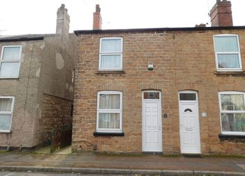 Thumbnail 2 bedroom end terrace house to rent in Mill Street, Mansfield