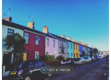 Thumbnail 3 bed flat to rent in Elm Street, Cardiff